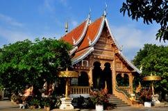 Chiang Mai, Thailand: Wat Parpowrai Royalty Free Stock Photography