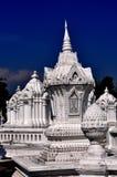 Chiang Mai, Thailand: Wat Suan Dok Royal Tombs Stock Photos