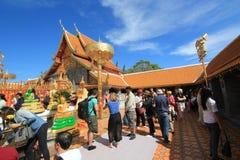 Chiang Mai Wat Phra που Doi Suthep Στοκ φωτογραφίες με δικαίωμα ελεύθερης χρήσης