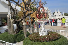 Chiang Mai Wat Phra που Doi Suthep Στοκ εικόνες με δικαίωμα ελεύθερης χρήσης