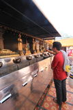 Chiang Mai Wat Phra That Doi Suthep Stock Photo