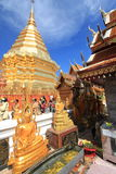 Chiang Mai Wat Phra That Doi Suthep Stock Images