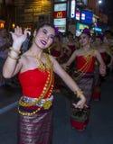 Chiang Mai Yee Peng festival Stock Image