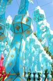 Chiang- Mailaternenfestival Lizenzfreie Stockfotografie