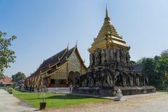 Chiang Man Temple Fotos de Stock Royalty Free