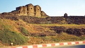 chiang miasta mai ściana Zdjęcia Royalty Free