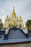 Chiang Rai Blue temple Royalty Free Stock Images