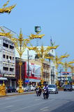 Chiang Rai city royalty free stock photography