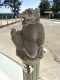 Chiang Rai Dragon Stone. royalty free stock image
