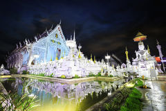 Chiang Rai Temple Stockfoto