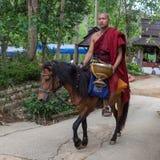 CHIANG RAI, THAILAND - 21. Mai 2016: Jung Stockfoto
