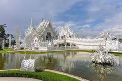Chiang Rai, Thailand - November 20,2012: Wat Rong Khun Stockfotografie