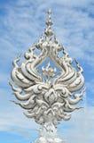 CHIANG RAI, THAILAND - NOVEMBER 21 : Wat Rong Khun buildings and Stock Photos