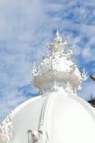 CHIANG RAI, THAILAND - NOVEMBER 21 : Wat Rong Khun buildings and Royalty Free Stock Image