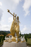 CHIANG RAI, THAILAND - SEPTEMBER 03, 2011 : The Chinese Martyr's Stock Photo