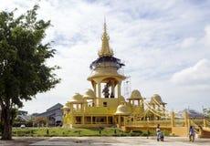 Chiang Rai, Wat Rong Khun royalty free stock photography