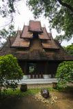 Chiang Raja Baan tamy muzeum Obrazy Royalty Free
