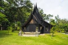 Chiang Raja Baan tamy muzeum Zdjęcia Royalty Free