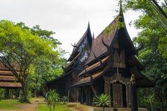 Chiang Raja Baan tamy muzeum Zdjęcie Royalty Free