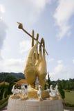 CHIANG RAJA TAJLANDIA, WRZESIEŃ, - 03, 2011: Chiński męczennik Zdjęcie Stock