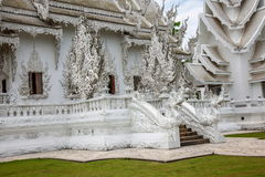 Chiang Raja w północnym Tajlandia Baimiao dzwonił: Długa Kuna świątynia, Linh Quang, Biała smok świątynia lub x28; Wat Rong Khun& obrazy stock