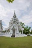 Chiang Raja w północnym Tajlandia Baimiao dzwonił: Długa Kuna świątynia, Linh Quang, Biała smok świątynia lub x28; Wat Rong Khun& zdjęcie stock