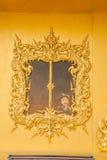 Chiang Raja w północnym Tajlandia Baimiao dzwonił: Długa Kuna świątynia, Linh Quang, Biała smok świątynia lub x28; Wat Rong Khun& obraz royalty free