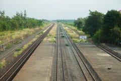 Chiang-rak Bahnhof Lizenzfreie Stockbilder