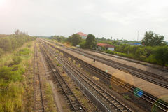 Chiang rak station Stock Foto