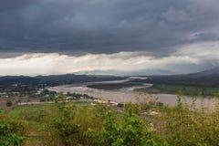 Chiang Saen, Thailand Stockfotografie