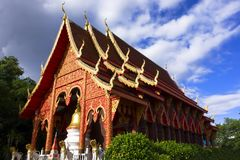 Chiang Yuen Temple, Thailand Royalty Free Stock Image