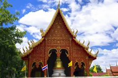 Chiang Yuen Temple. Stock Photo