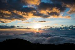 CHIANGDAO βουνό, επαρχία Chiangmai, Ταϊλάνδη Στοκ Φωτογραφίες