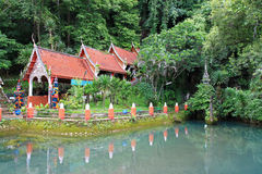 Chiangdao洞 免版税库存照片