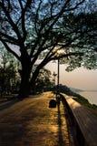 Chiangkhan, Tajlandia Zdjęcie Stock