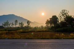 Chiangkhan, Thailand Lizenzfreie Stockfotos