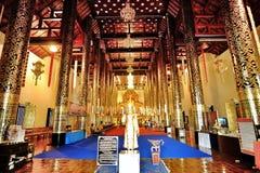 chiangmai寺庙  库存照片