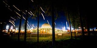 CHIANGMAI,泰国11月10-2009 : 库存图片