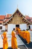 CHIANGMAI, THAILAND-APRIL 15 :Songkran节日是庆祝的i 库存图片
