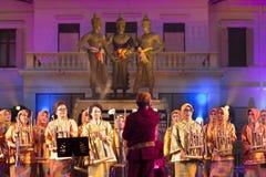 Mai Chiang διεθνής μουσική φεστιβάλ 3η Στοκ εικόνες με δικαίωμα ελεύθερης χρήσης