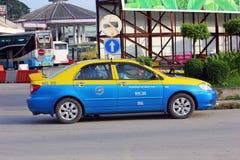 Chiangmai метра таксомотора Стоковое Изображение RF