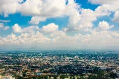 Chiangmai city view Royalty Free Stock Photography