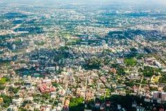 Chiangmai city view Stock Photos