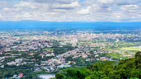 Chiangmai city Stock Images