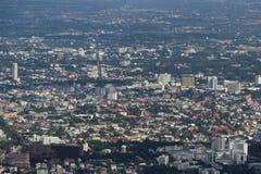 Chiangmai cityscape Stock Image