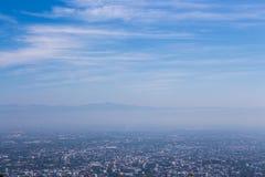 Chiangmai du nord de ville de la Thaïlande Photographie stock