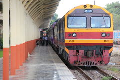 Chiangmai dworzec Zdjęcie Royalty Free
