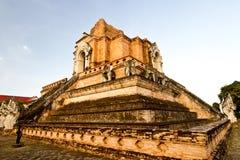 Chiangmai grande Tailandia de la pagoda Imagen de archivo libre de regalías