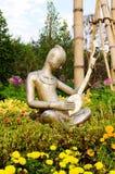 chiangmai ogrodowego wizerunku muzyka jawny przedstawienie Zdjęcie Royalty Free