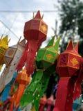 Chiangmai Sky& x27; фестиваль фонариков s стоковые фото